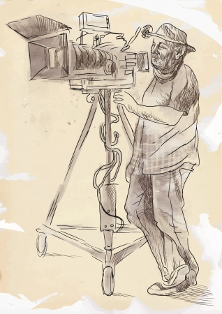 film history: From history to the present - the art of film  Cameraman