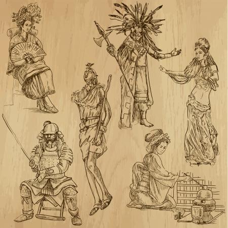 shogun: People and customs around the World - 4