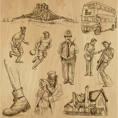 rowboat: Traveling England