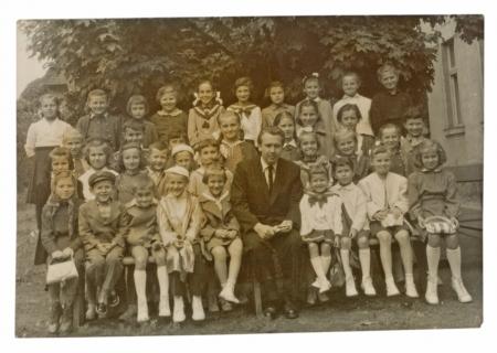 Classmates - circa 1950