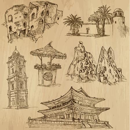 유명한: 유명한 장소 및 건물