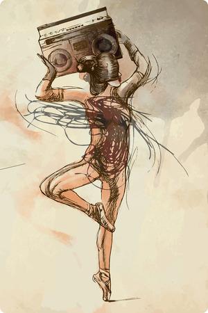 beauty pageant: Hip - Hop Geisha.