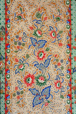 batik pattern: Batik - Plant Motif