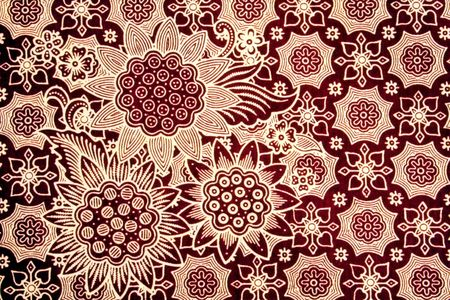 batik: Batik -Pattern Stock Photo