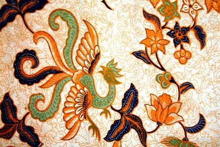 Batik - Phoenix and Flora