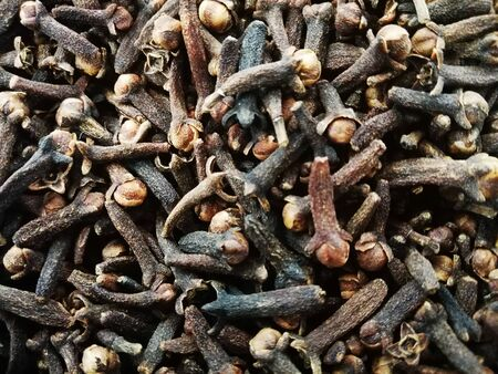 Cloves at the groceries store 版權商用圖片