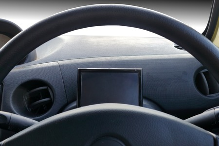Car navigation system fitted