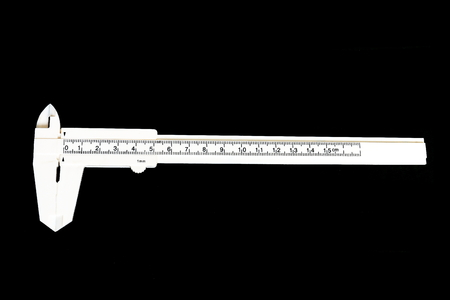 depth measurement: Vernier caliper