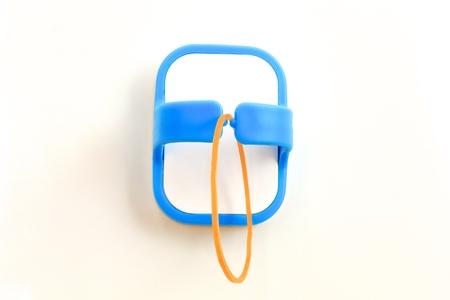 holder: Wheel rubber holder