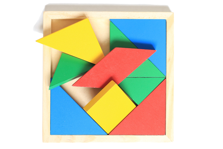 Building blocks of the puzzle.