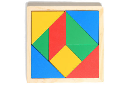 inset: Building blocks of the puzzle.