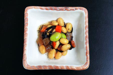Japanese food. Vegetarian dishes. 写真素材