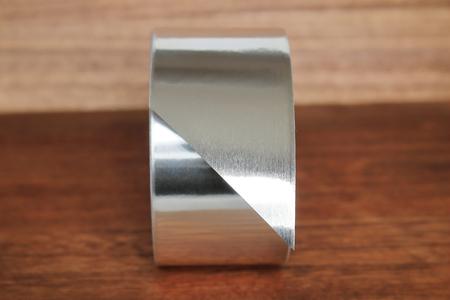 aluminum: Tape of aluminum. Tape for repair.