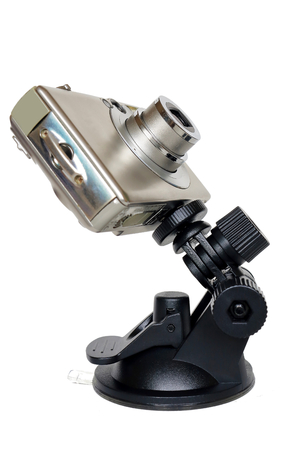 デジタル カメラとマウントします。カメラ器具。