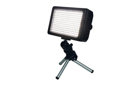ライトを撮影します。