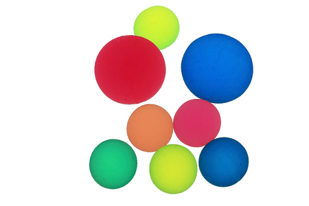 Colorful ball. Stock Photo