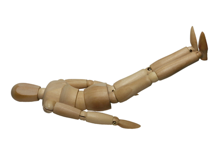 elongacion: Stretch Foto de archivo