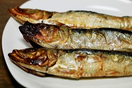 Sardine barrel dried
