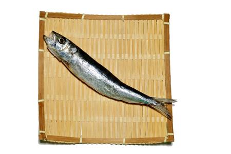 Sardine barrel dried Stock Photo - 95216068