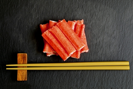 Crab stick Stock Photo - 99746475