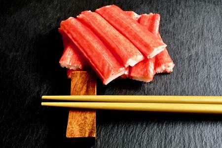 Crab stick Stock Photo - 99786907