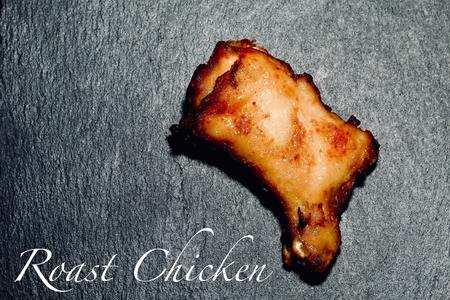 Roast Chicken 写真素材