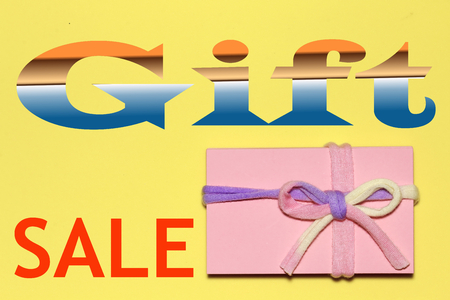 Gift image and SALE