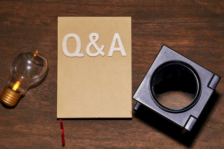 Book and Q & A
