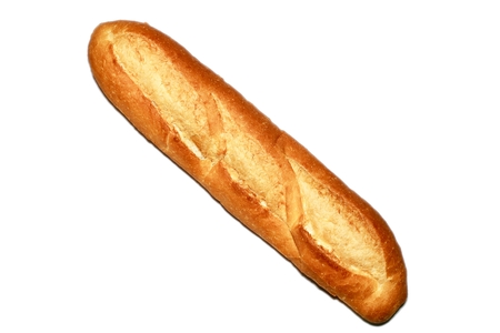 Baguette in white