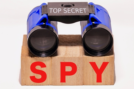 SPY Binoculars