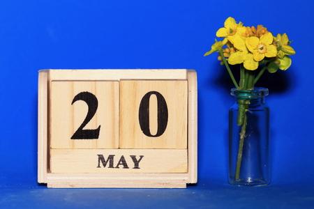 May Calendar. It is mass-produced. 版權商用圖片