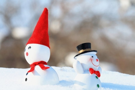 Snowman and Mass-produced