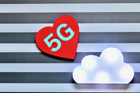 5G and cloud on stripe