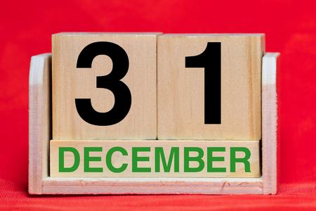 December calendar background. 写真素材