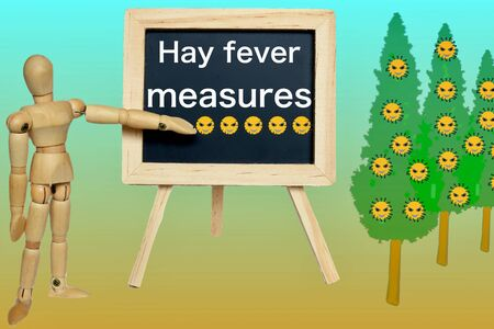 Hay fever measures