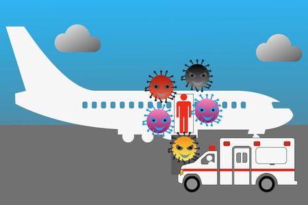 Virus carrier
