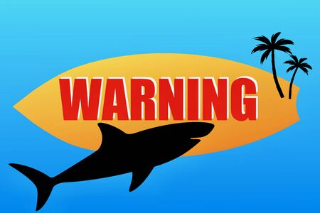 WARNING Sharks