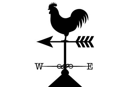 Weathercock Stock fotó