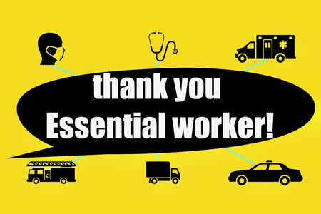 thank you Essential worke