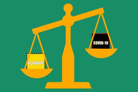 Balance of economy and COVID-19 COVID-19 and Economic Balance
