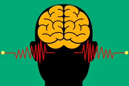 Tinnitus Tinnitus 写真素材