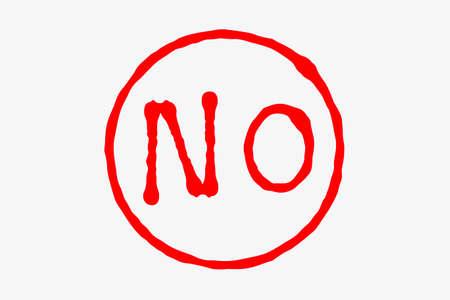 Circles and NO circle and no