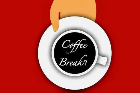 Coffee Break Coffee Break Banque d'images