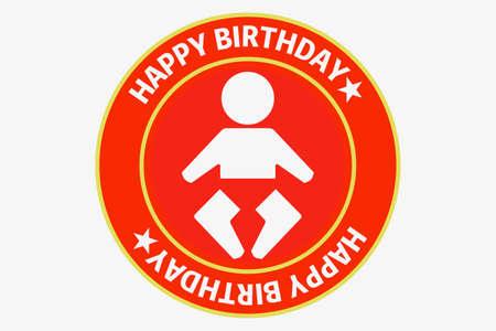 Birthday icon Happy Birthday icon