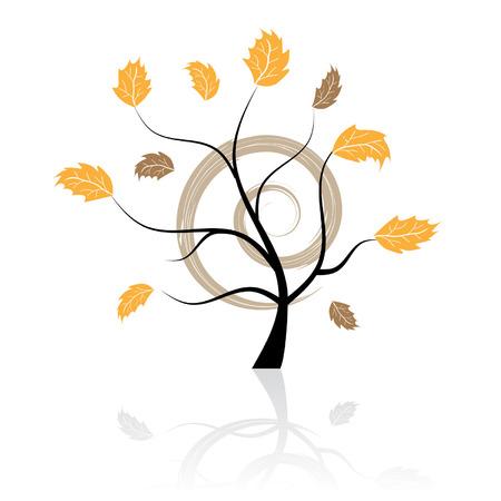 reflection of life: Art tree beautiful