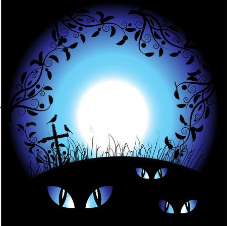 afterglow: Halloween night