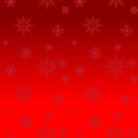 Seamless background snowflakes Vector