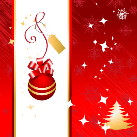 Christmas background for your design Stock Vector - 3820378