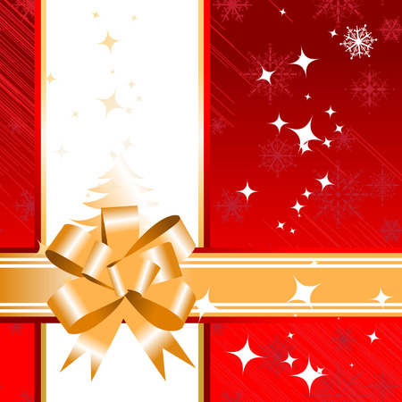 Christmas background for your design Stock Vector - 3820377