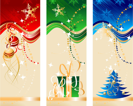 Christmas background for your design Stock Vector - 3837313